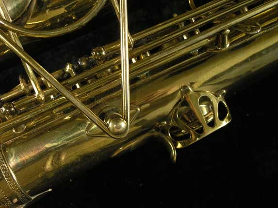 Selmer Lacquer Super Alto - 17161 - Photo # 16