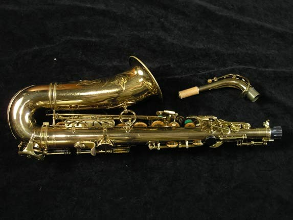 Selmer Lacquer Mark VI Alto - 90190 - Photo # 4