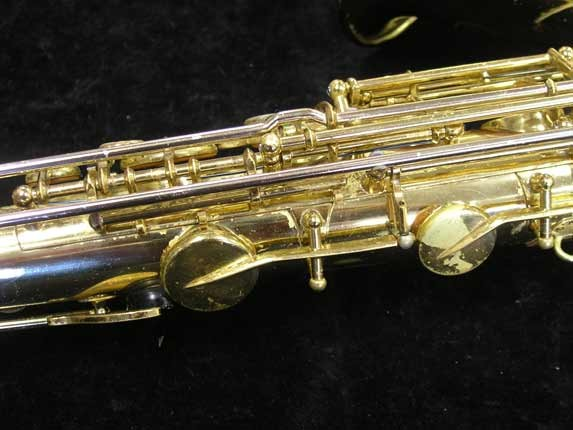 Selmer Lacquer Mark VI Tenor - 133726 - Photo # 11