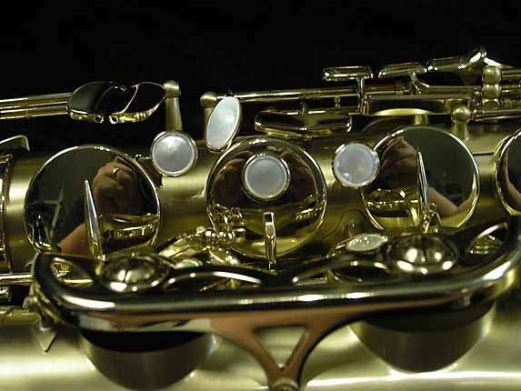 Selmer Matte Super Action 80 serie III Tenor - 627600 - Photo # 12