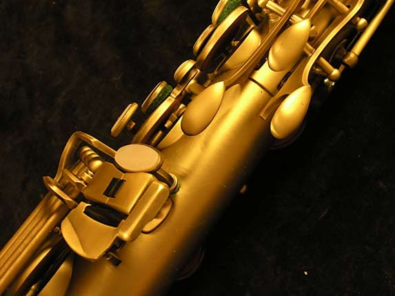 Selmer Custom Engraved Reference 54 Tenor - 640093 - Photo # 8