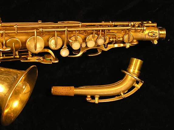 Buescher Gold Plate Aristocrat Series I Alto - 273489 - Photo # 3