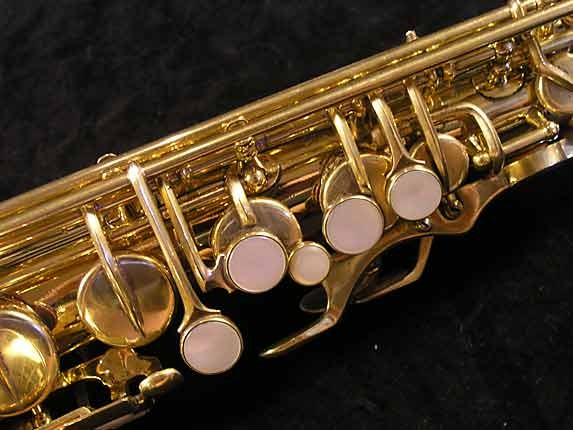 Martin Gold Plate Committee II Alto - 129757 - Photo # 7