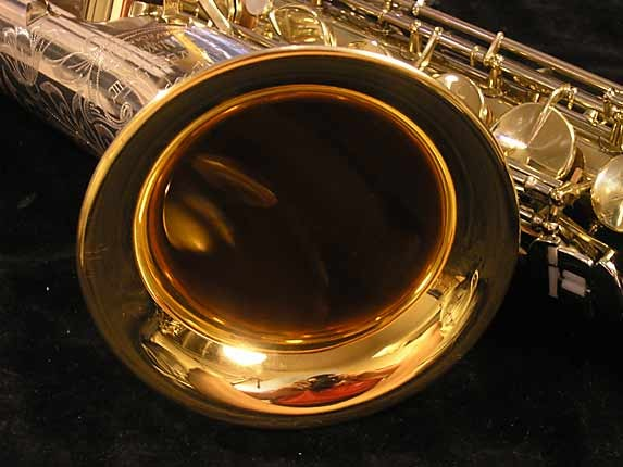 King Silver-Sonic Super 20 Tenor - 379622 - Photo # 10