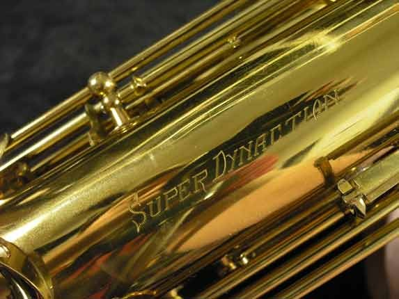 Buffet Lacquer Super Dynaction Tenor - 15673 - Photo # 19