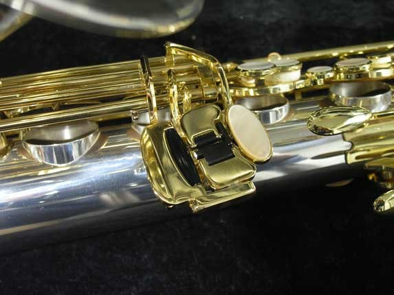 Yanagisawa Sterling Silver T-9937 Tenor - 00249330 - Photo # 8