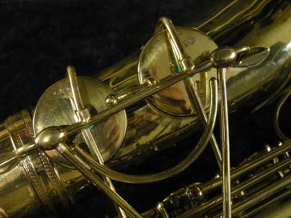 Selmer Lacquer Super Alto - 17161 - Photo # 17