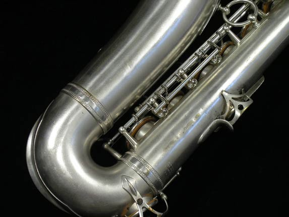 Selmer Matte Silver Plate Balanced Action Alto - 26987 - Photo # 5