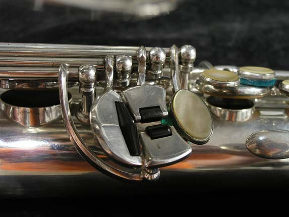 Selmer Silver Super Balanced Action Tenor - 50980 - Photo # 10