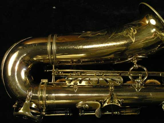 Selmer Lacquer Mark VI Alto - 90190 - Photo # 5