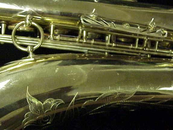 Selmer Lacquer Mark VI Tenor - 101021 - Photo # 17