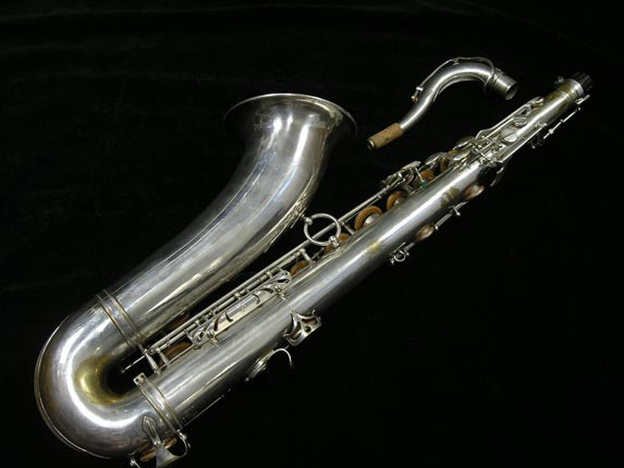 Selmer Silver Plate Mark VI Tenor - 102079 - Photo # 4