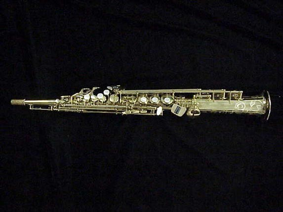 Selmer Lacquer Super Action 80 Soprano - 356503 - Photo # 1