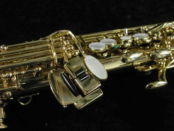 Selmer Lacquer Super Action 80 serie II Soprano - 441243 - Photo # 8