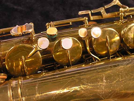 Buescher Lacquer Aristocrat Series I Tenor - 292649 - Photo # 11