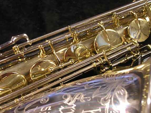 King Silver-Sonic Super 20 Tenor - 379622 - Photo # 11