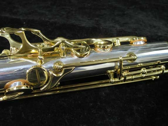 Yanagisawa Sterling Silver T-9937 Tenor - 00249330 - Photo # 9