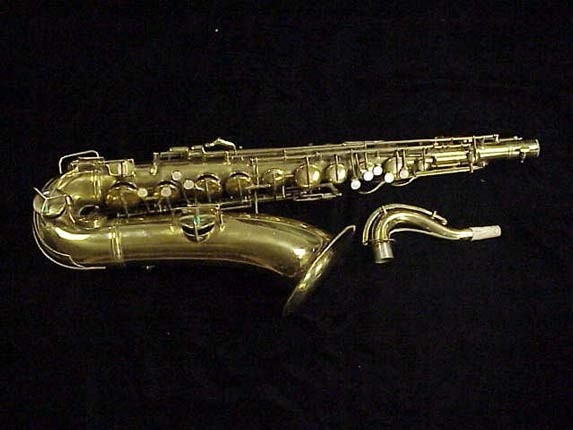 Conn Lacquer Transitional Tenor - 244587 - Photo # 1