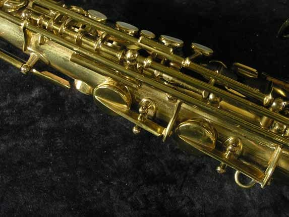Selmer Lacquer Super Alto - 17161 - Photo # 18