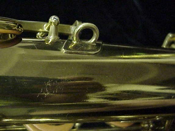 Selmer Lacquer Mark VI Tenor - 101021 - Photo # 18