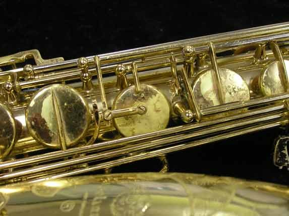 Selmer Lacquer Mark VI Tenor - 133726 - Photo # 13