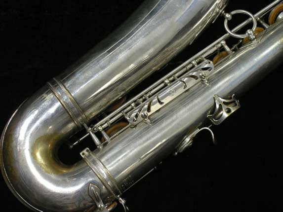 Selmer Silver Plate Mark VI Tenor - 102079 - Photo # 5