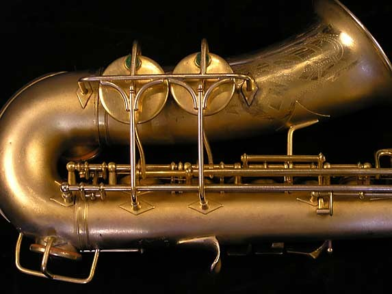 Buescher Gold Plate Aristocrat Series I Alto - 273489 - Photo # 5