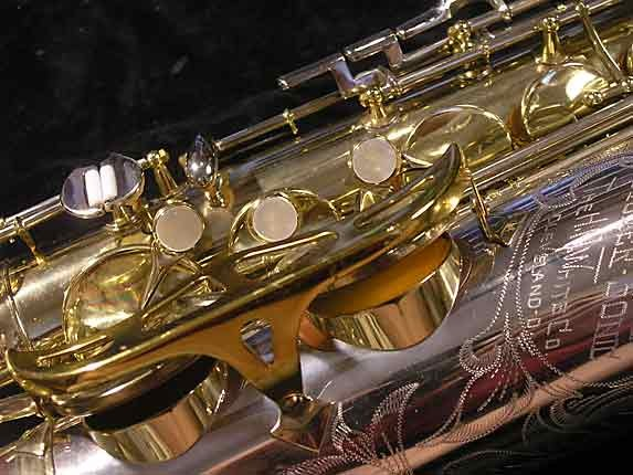 King Silver-Sonic Super 20 Tenor - 379622 - Photo # 12
