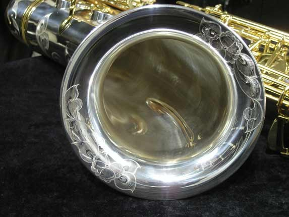 Yanagisawa Sterling Silver T-9937 Tenor - 00249330 - Photo # 10