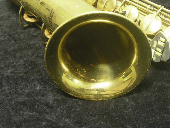 C.G. Conn Lacquer 30M Tenor - 295442 - Photo # 12