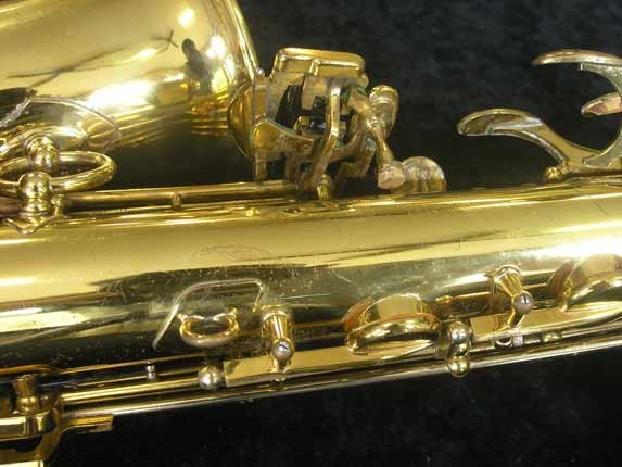 Selmer Lacquer Mark VI Alto - 149107 - Photo # 21