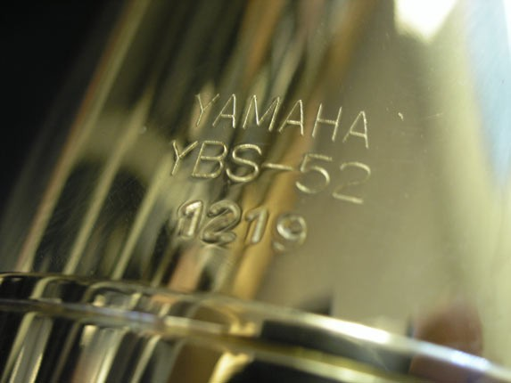 Yamaha Lacquer YBS-52 - 1219 - Photo # 22