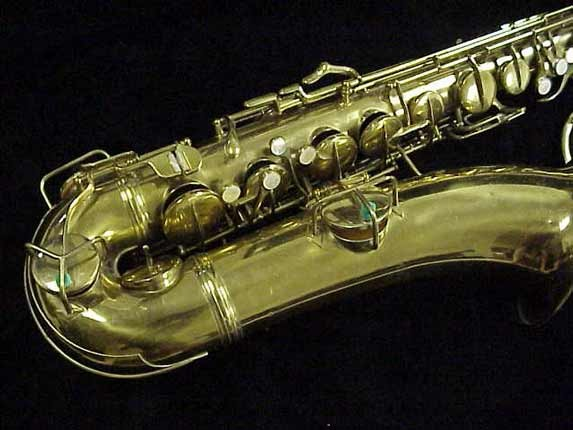 Conn Lacquer Transitional Tenor - 244587 - Photo # 2
