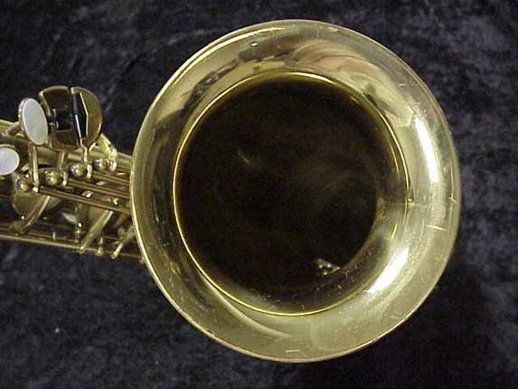 elmer Lacquer Super Balanced Action Tenor - 52084 - Photo # 10