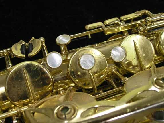 Selmer Lacquer Mark VI Tenor - 133726 - Photo # 14