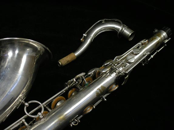 Selmer Silver Plate Mark VI Tenor - 102079 - Photo # 6