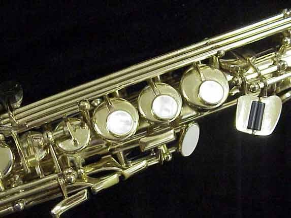 Selmer Lacquer Super Action 80 Soprano - 356503 - Photo # 3