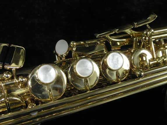 Selmer Lacquer Super Action 80 serie II Soprano - 441243 - Photo # 10