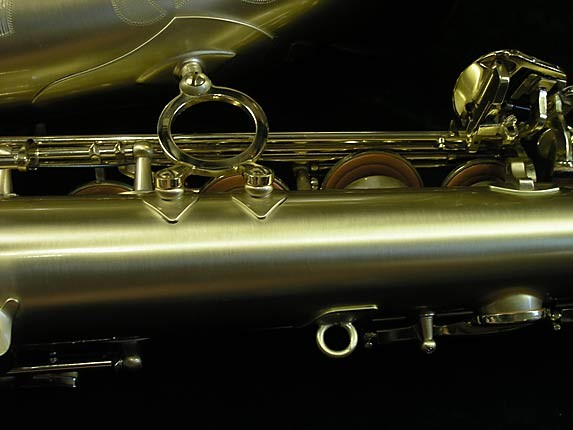 Selmer Matte Super Action 80 serie III Tenor - 627600 - Photo # 15
