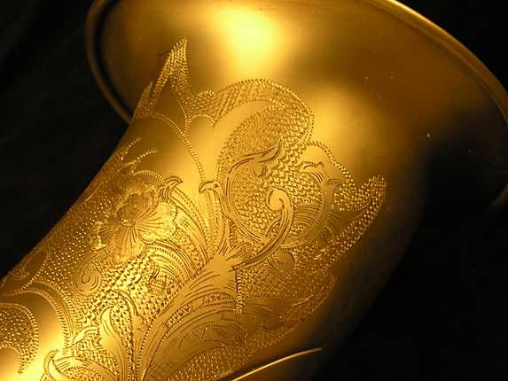 Selmer Custom Engraved Reference 54 Tenor - 640093 - Photo # 11