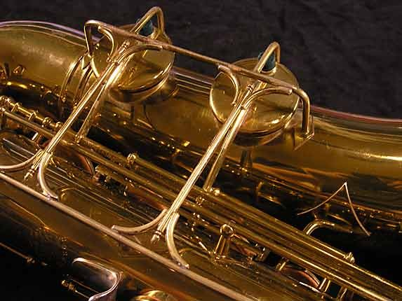 Buescher Lacquer Aristocrat Series I Tenor - 292649 - Photo # 13