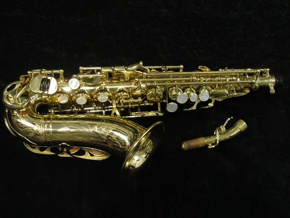 Yanagisawa Lacquer 901 Curved Soprano - 00217332 - Photo # 1