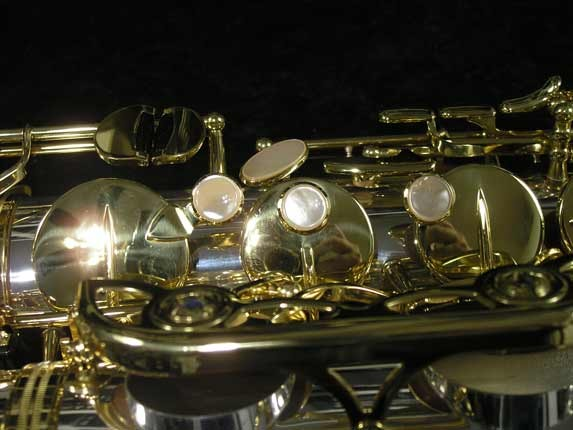 Yanagisawa Sterling Silver T-9937 Tenor - 00249330 - Photo # 11