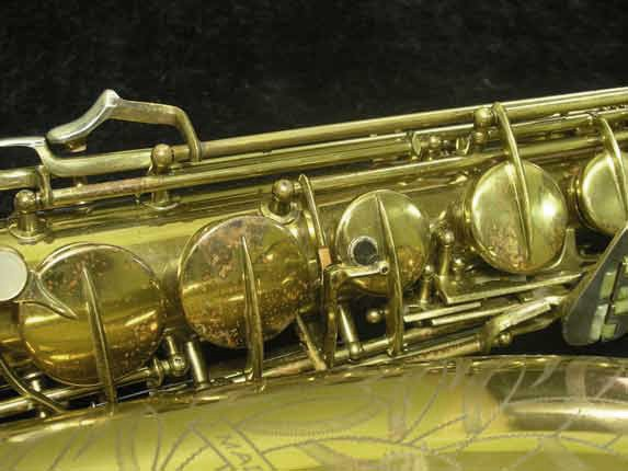 C.G. Conn Lacquer 30M Tenor - 295442 - Photo # 13