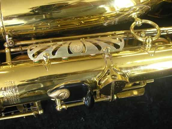 Selmer Lacquer Mark VI Alto - 149107 - Photo # 22