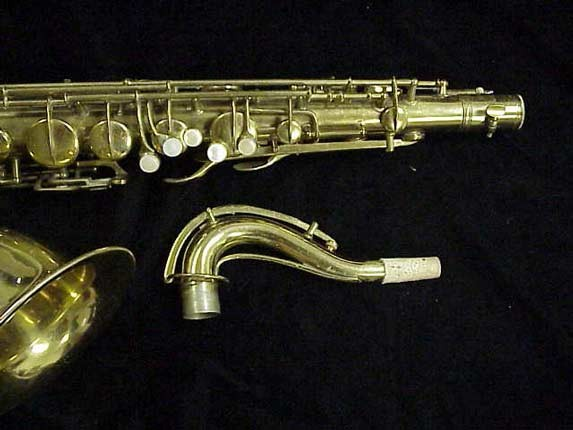 Conn Lacquer Transitional Tenor - 244587 - Photo # 3