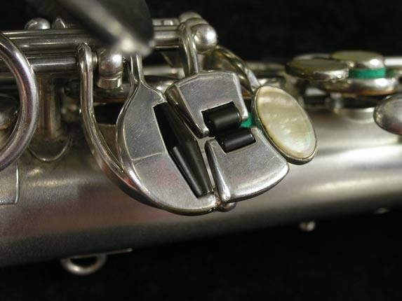 Selmer Matte Silver Plate Balanced Action Alto - 26987 - Photo # 8
