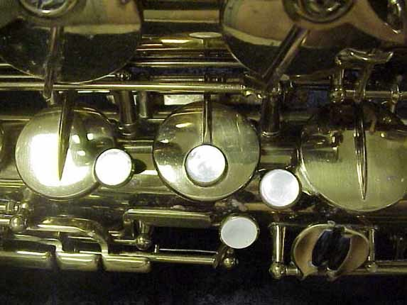 elmer Lacquer Super Balanced Action Tenor - 52084 - Photo # 11