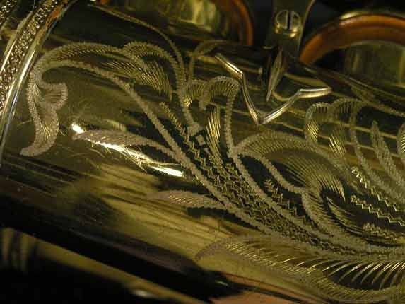 Selmer Lacquer Mark VI Alto - 59546 - Photo # 20