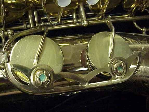 Selmer Lacquer Mark VI Tenor - 101021 - Photo # 20